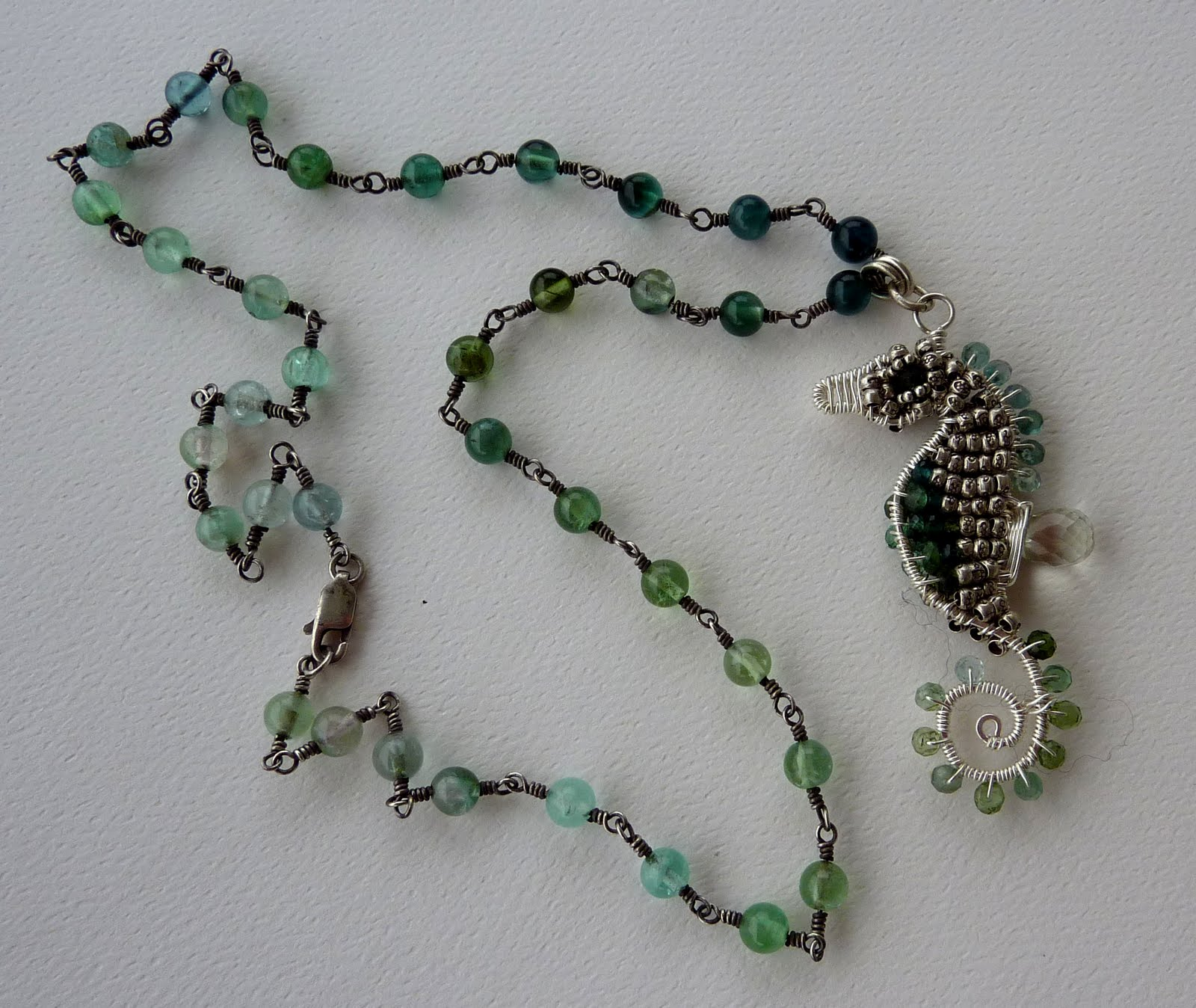 pippi\'s jewelry journey: 2011 Year Of The Seahorse