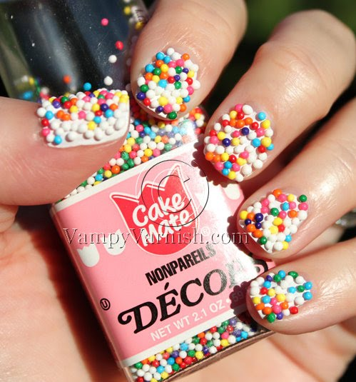 The Cool Crazy nail designs Images