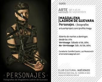 Exposicion en Club Cultural Matienzo