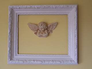 Ramka dla aniołka