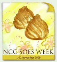 NCC - Indonesia Soes Week
