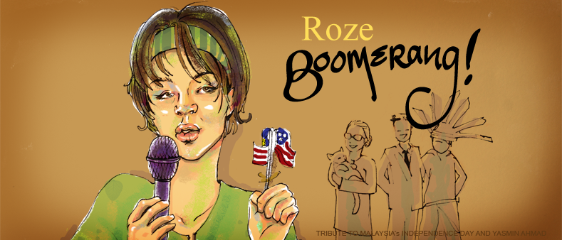 Roze Boomerang.com
