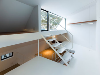 Amazing Residential Project in Sakuragawa Japan