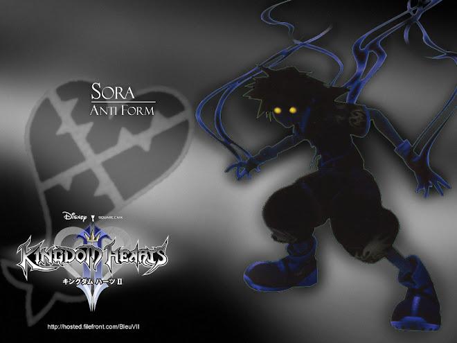 Kingdom Hearts (Sora Anti Form)