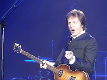 Paul McCartney at the O2 Dublin 2009