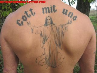 tattoo+gott-mit-uns
