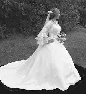 bw wedding 731964 Vestidos Antigos para crianças