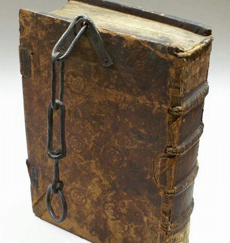 Libro encadenado