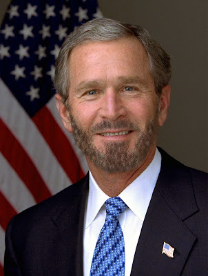 george w bush monkey. president ush monkey. george