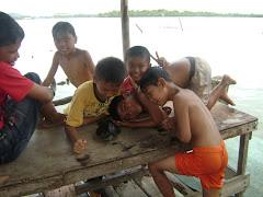 Potret Anak Nelayan