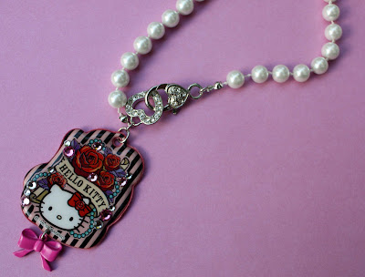 اكسسوارات ماركة  Hello Kitty hello-kitty-pearl-ne