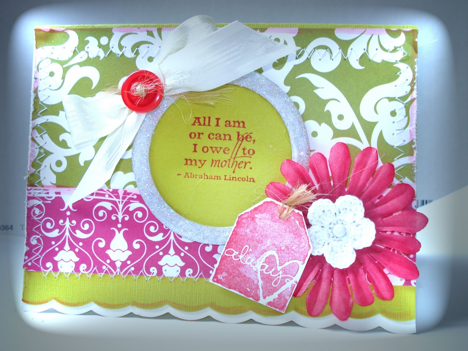 Подарки для матерей своими руками