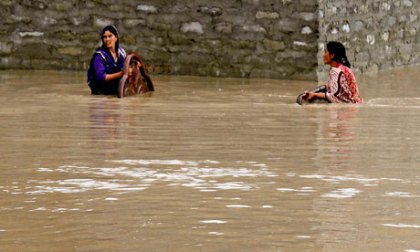 Pakistan Floods Monsoon
