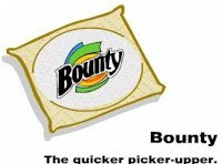 Bounty funny condoms