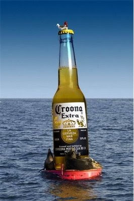 Corona beer funny advertisement