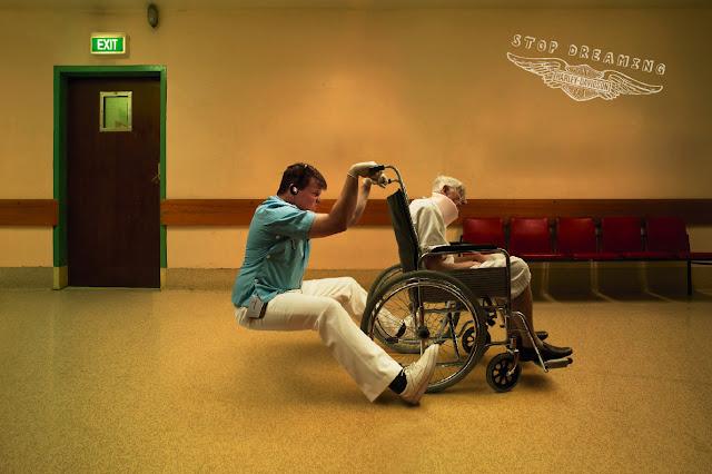 Harley Davidson - Stop dreaming advertisement