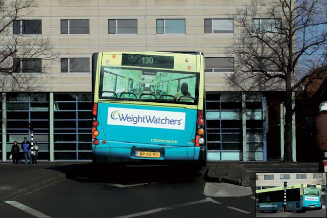 Weight watchers advertisement