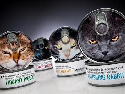 Snookums cat food ads