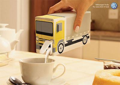 Volkswagen trucks ad