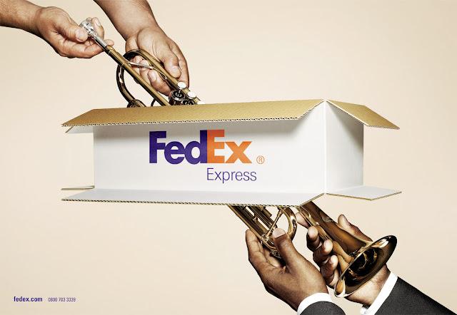 Fedex Express - Trumpet