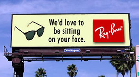 Funny billboards