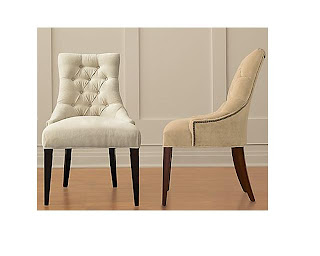 restoration hardware dining chair chair pads cushions