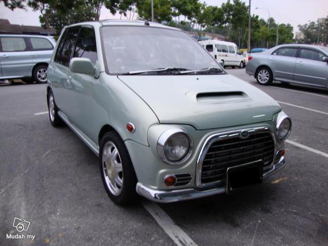 Daihatsu Mira L500. DAIHATSU MIRA L500 CLASSIC