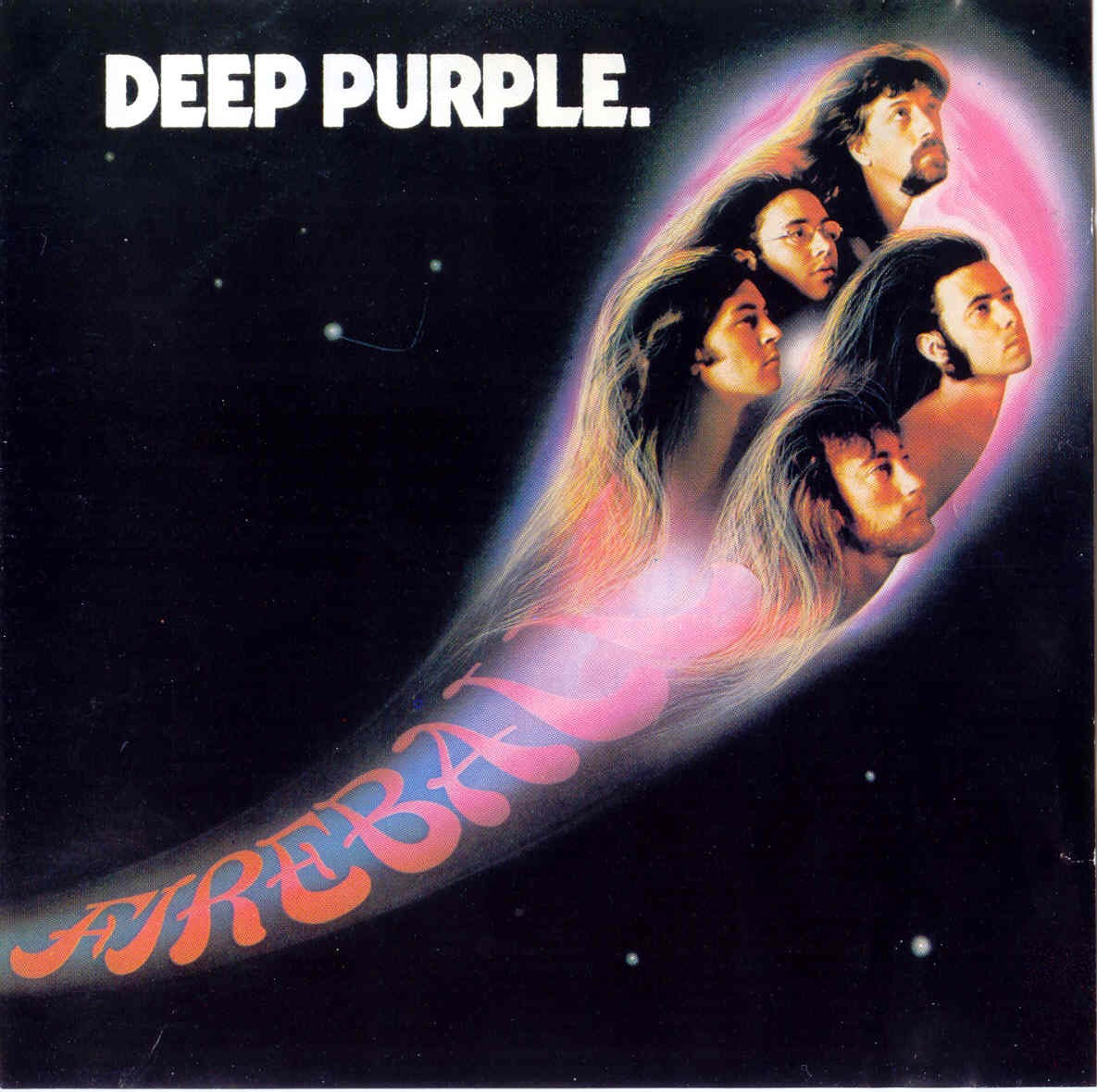 Deep Purple - Fireball / Come Taste The Band