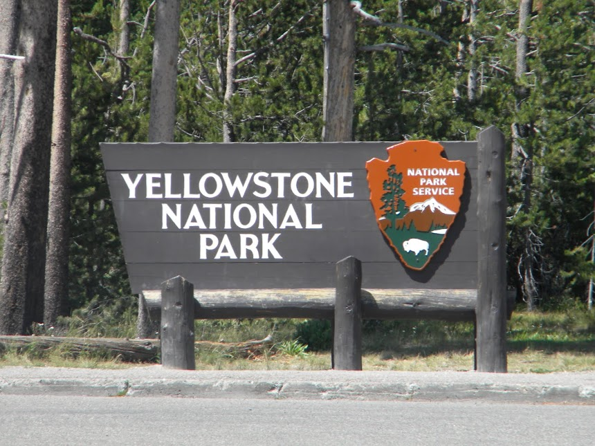 YellowStone..July/2010