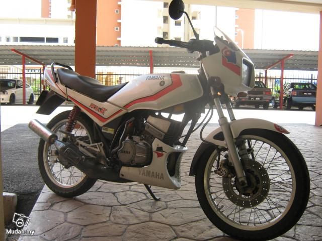 Yamaha rxz 5 speed parts