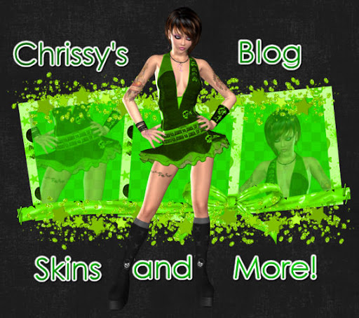Chrissy's Blog Skins and More