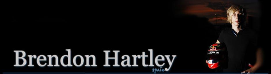 Brendon Hartley Spain