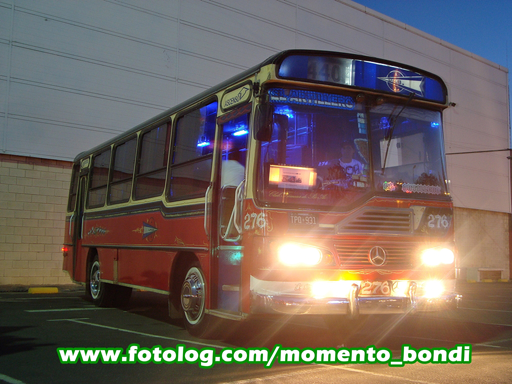 Colectibus zona de buses 9 expo de club famosos de for Interno 95