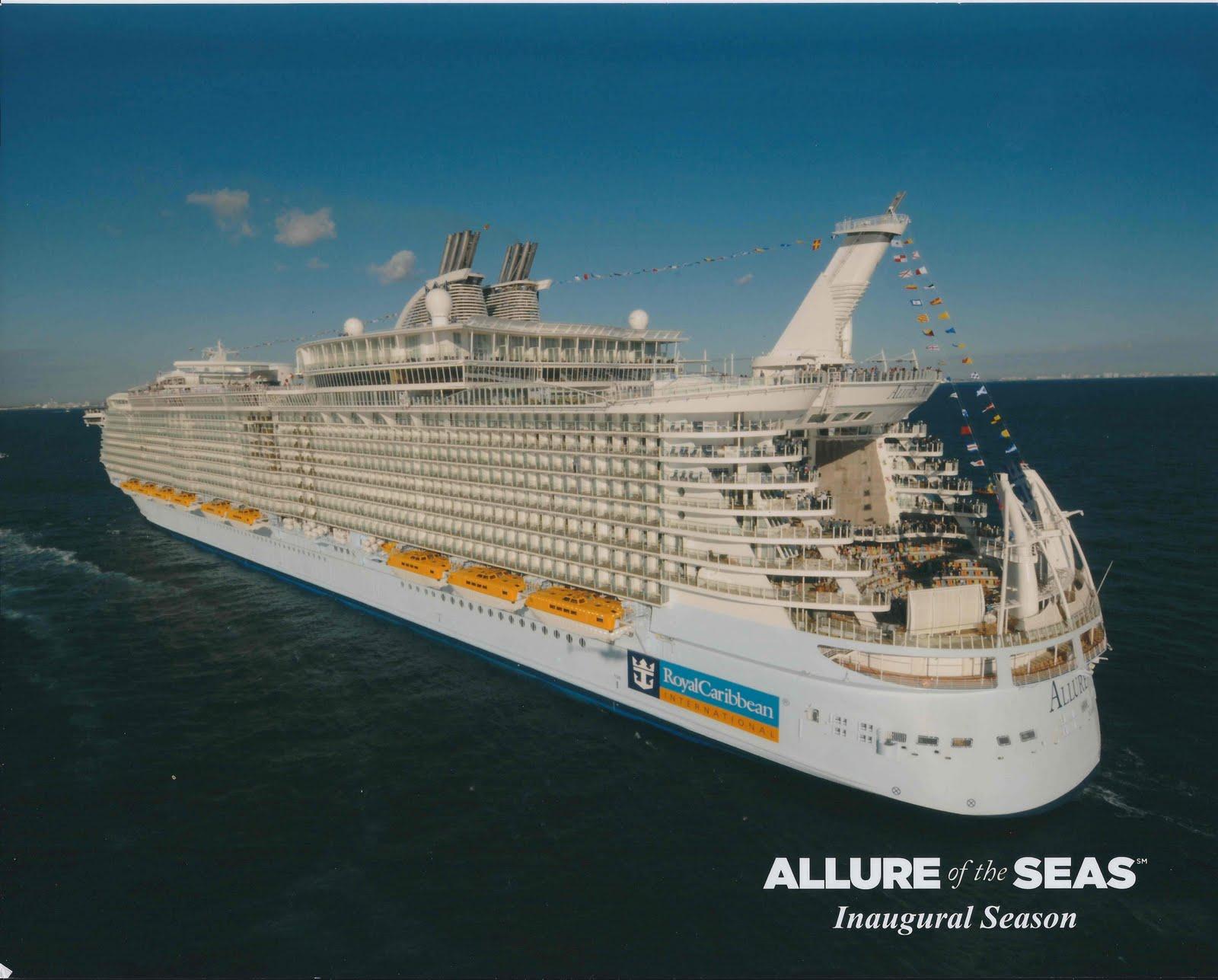 allure cruise line