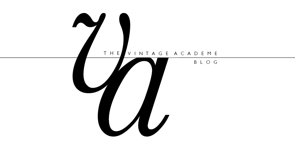 - THE VINTAGE ACADEME -