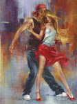 En Dansares Historia