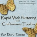 Craftomania Toolbar