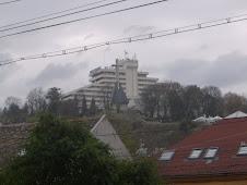Hotelul Belvedere....