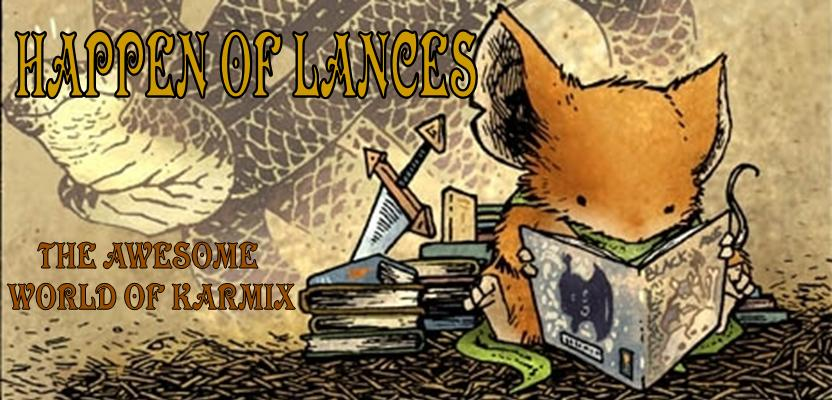 Happen Of Lances: El Blog de Karmix