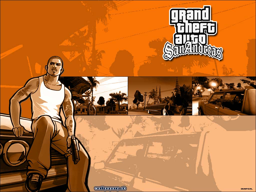 Grand theft auto san andreas apple