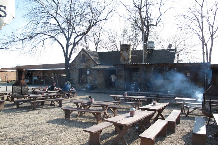 The Top Ten Outdoor Bars in Dallas, TX