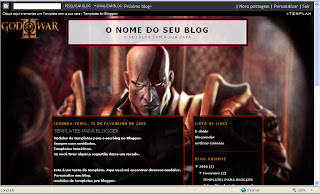 Template for Blogger - Tema para Blogger