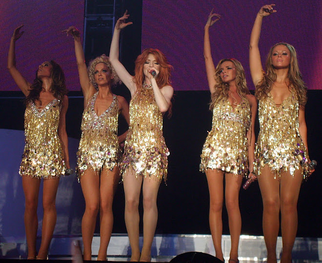girls aloud tangled up. Girls aloud get xmas