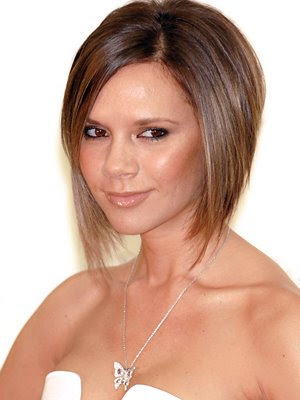 latest Victoria beckham bob hairstyle 2010