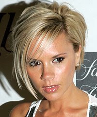 latest pictures of Victoria beckham bob hairstyle 2010