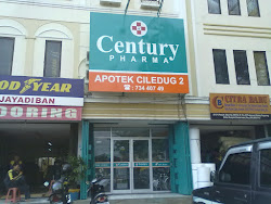 Outlet Apotek Century