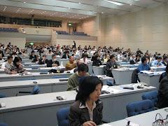 the seminar in Tokyo 2008
