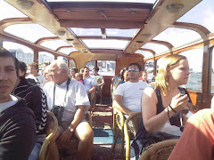 Amsterdam-canal boat trip 22 August 2009