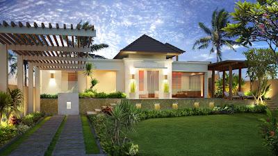 desain rumah type 180, desain rumah, type 180, neo vernacular, interior
