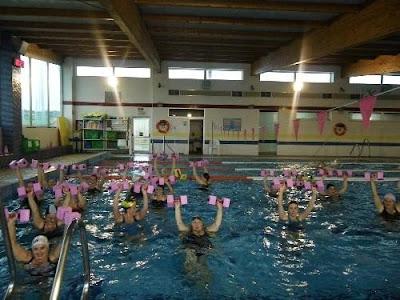 El morri n precios por el uso de la piscina climatizada for Precio piscina climatizada